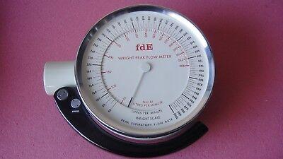 Wright Peak Flow Meter - Working Good