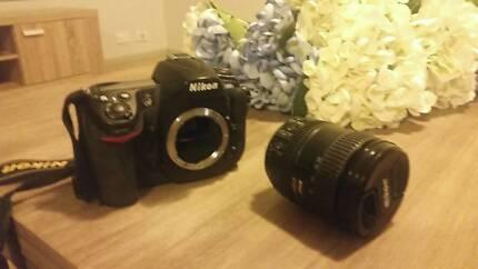 Nikon D300s DSLR Holder Weston Creek Preview
