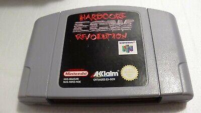 Hardcore ECW Revolution - Nintendo 64 N64