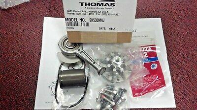 Inficon Vortex Thomas Oil Less Compressor Rebuild Kit 500car530 Series