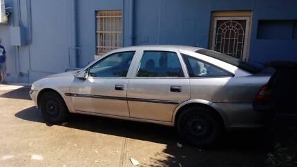 Holden vectra 2000