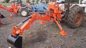 Backhoe B6 for 20-35hp tractors Balliang East Moorabool Area Preview