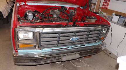 Ford F100 1982 -v8 302 Cleveland -auto -LPG-unlicensed