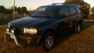 2000 Frontera V6 4X4 Wagon Montrose Glenorchy Area Preview