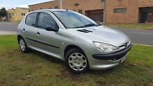 '05 Peugeot 206 Hatch auto, stylish first car, from $24 week TAP* Braybrook Maribyrnong Area Preview