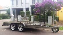 Car Trailer / Carrier - torsion axles, electric brakes Morisset Lake Macquarie Area Preview