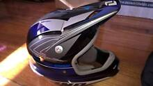 *** MX OFF ROAD HELMET - SIZE MEDIUM - AS NEW - ONE INDUSTRIES ** Ormond Glen Eira Area Preview