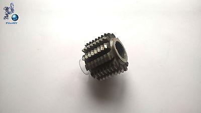 Involute Spline Hob Cutter Module M1.5 Pa30 Hss Ussr