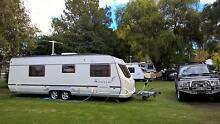 2008 Geist XK660 German lightweight caravan Dundowran Fraser Coast Preview