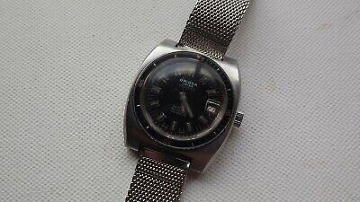 Vintage Oriosa 20atm eta 2783 automatic divers watch c.1970s project watch