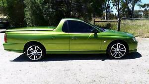 2002 Holden Commodore VY Ute Williamstown Barossa Area Preview