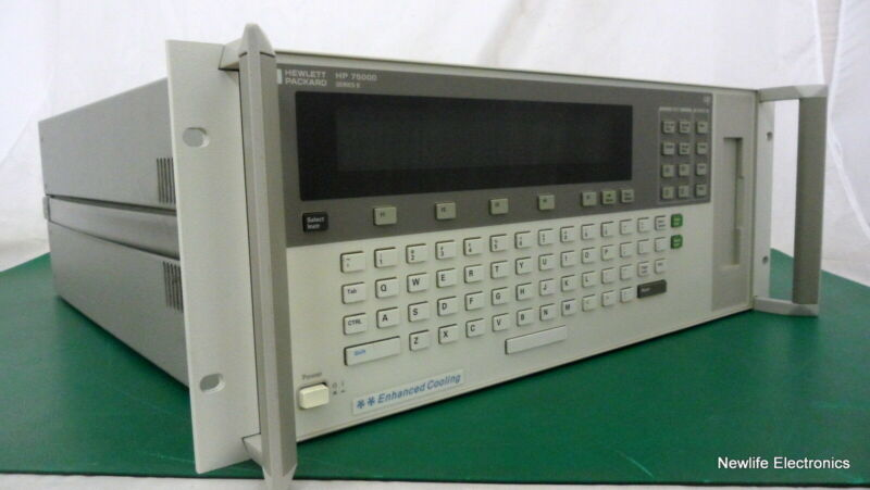 HP/Agilent E1301B Series B VXI Mainframe 75000
