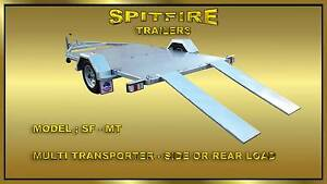 Spitfire Trailers Darwin Quad & Motor Bike Trailers Girraween Litchfield Area Preview