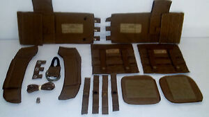 USMC-ILBE-COYOTE-CUMMERBUND-with-SCALABLE-SIDE-PLATE-CARRIERS-MUCH-MORE-Medium