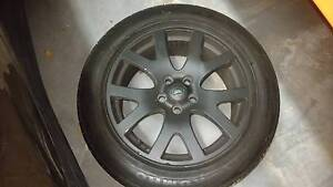 Land Rover discovery rims and tyres set Kardinya Melville Area Preview