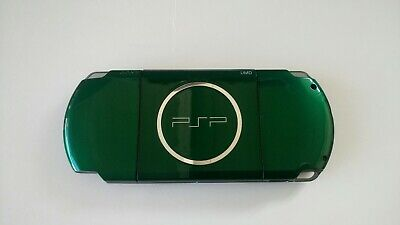 Nr 251 Sony PSP 3000 Green with Original Battery used for sale  Shipping to Nigeria