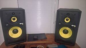 KRK rokit 10 active monitor pair Seville Grove Armadale Area Preview