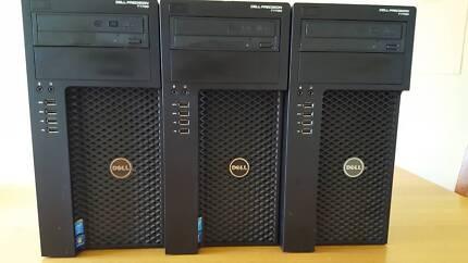Dell Precision T1700 Xeon E3-1225v3 3.2GHZ 32GB, 256GB SSD Win7 P