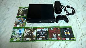 500GB XBOX ONE W/ 7 GAMES (NO OFFERS!!!) Stafford Brisbane North West Preview