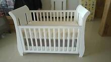 Brand NEW 3 in 1 Baby Sleigh Cot Showroom BLACKTOWN Off M4/M7 Blacktown Blacktown Area Preview
