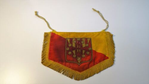 Antique Pennant Military Banner Regiment - Military Flag