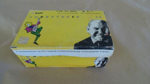 Rare vintage Cassettes Tapes Basf