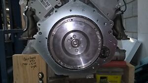 CHEVY LS RANGE V8 Engine conversion to AUDI 01E gearbox COMPLETE KIT4