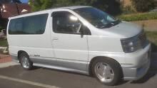 1998 Nissan Elgrand Van/Minivan Keilor Downs Brimbank Area Preview
