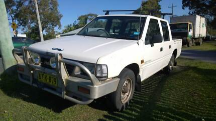 1996 Holden Rodeo 4 door Ute Byron Bay Byron Area Preview