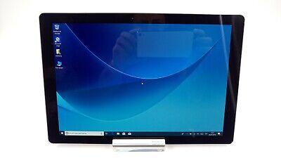 "Tablet Samsung Galaxy TabPro S SM-W708 m3-6Y30 4GB RAM 128GB SSD Negro 12"""