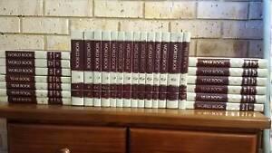 World Book Encyclopedia Complete Set - Excellent Condition! Maida Vale Kalamunda Area Preview