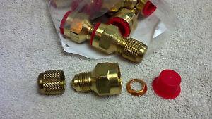 Vacuum Pump Intake Adapter 1/2