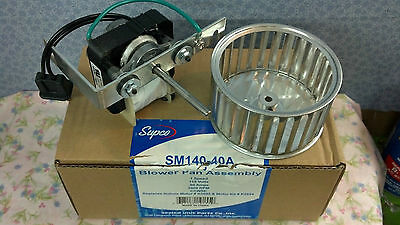 Nutone Exhaust Fan Motor Bathroom Kitchen Broan Blower Fan Assembly
