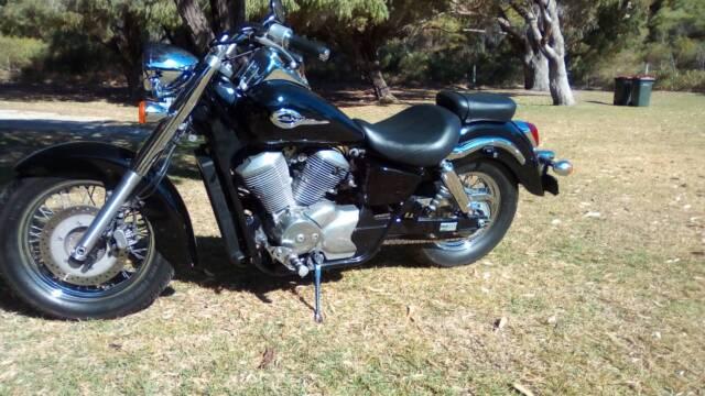 Honda Shadow Vt 750 Ace 1997model Motorcycles Gumtree Australia Joondalup Area Craigie