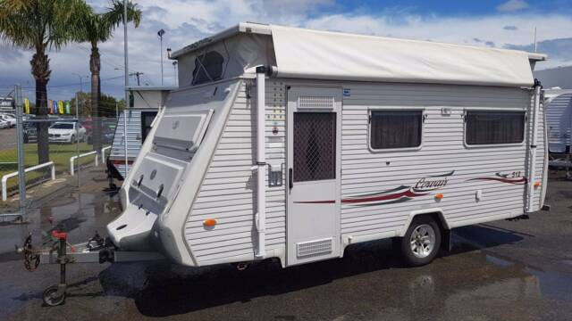 Original  Caravans  Gumtree Australia Rockingham Area  Rockingham  1131831283