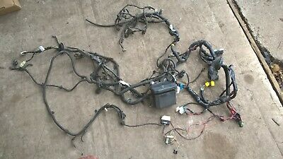 GENUINE MITSUBISHI EVO EVOLUTION 8 FQ-340 COMPLETE ENGINE WIRING LOOM HARNESS ~