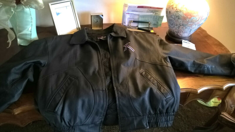 XENA WARRIOR PRINCESS LEATHER JACKET+FREE VINTAGE MEMBERS ONLY LEATHER JACKET