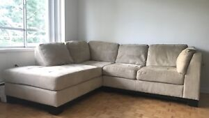 Moving Sale Comfortable Sofa The Brick Couch Corner.
