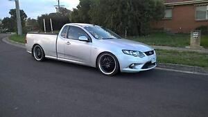2010 Ford Falcon Ute Campbellfield Hume Area Preview