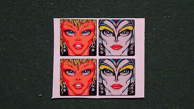 Williams Bride Of Pinbot Spinner Decal Set