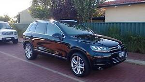 2012 VW Touareg Tdi SPORTS PACK - FULLY OPTIONED LOW KMS Como South Perth Area Preview