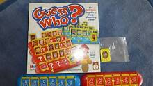 Guess Who - The original mystery face guessing game Lilyfield Leichhardt Area Preview