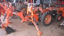 Backhoe attachment Model B4 for 14hp to 25hp tractors Balliang East Moorabool Area Preview