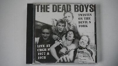 Devils Fork (The Dead Boys - Twistin on the Devil´s Fork - CD )