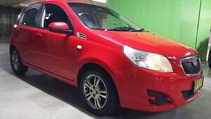 2010 Holden Barina TK Auto 5D Hatchback Lane Cove Lane Cove Area Preview