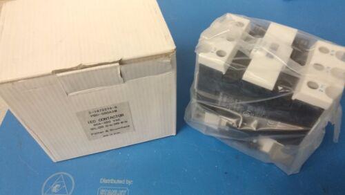 Potter & Brumfield 3-1672274-8 IEC Contactor 80A-380 VAC PBC-080A3M NEW