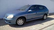 2002 Kia Rio 5 Speed SEP-REGO 5 Door Hatchback Kirrawee Sutherland Area Preview