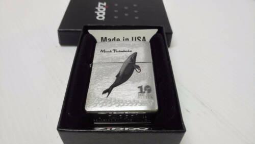 Rare Mark Faimhale Whale Zippo Lighter