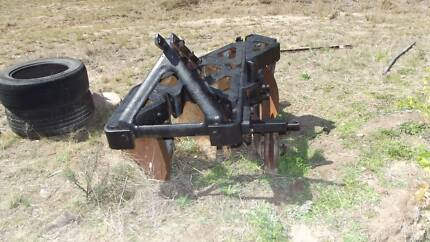 Fordson 3 Disc Plough. Stanthorpe Southern Downs Preview