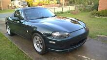 1998 Mazda MX-5 Coupe Warner Pine Rivers Area Preview
